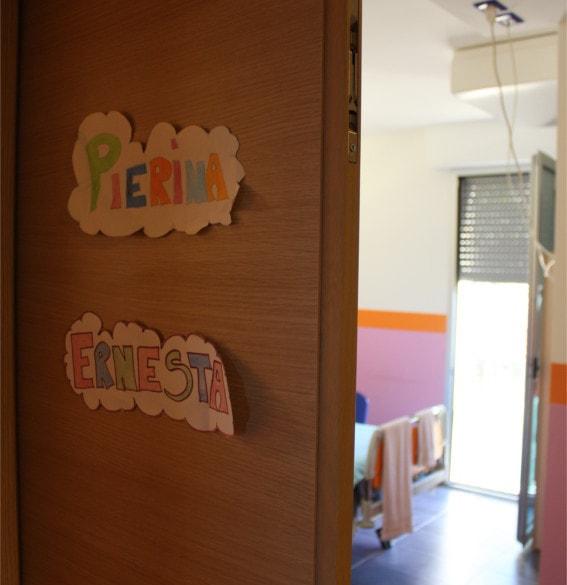 residenza monte buono door room